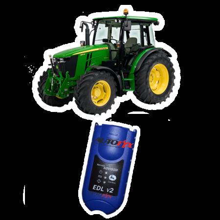 traktör edl2